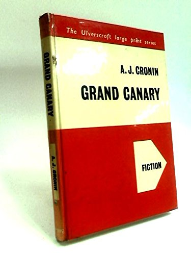 9780708984635: Grand Canary (CH) (Charnwood Library)