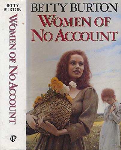 Women of No Account (Charnwood Library): Betty Burton