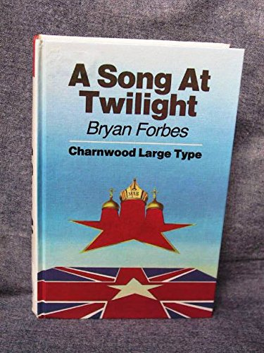 9780708985724: Song at Twilight (Charnwood Library)