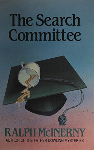 9780708986134: The Search Committee (Charnwood Large Print Library Series)