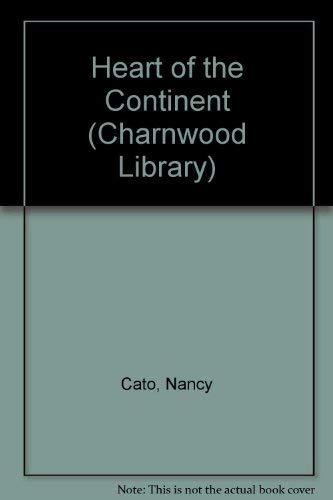 9780708986301: The Heart Of The Continent (CH) (Charnwood Large Print Library Series)