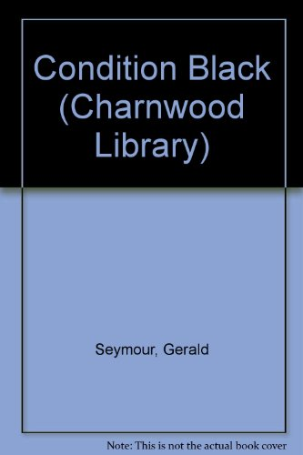 9780708986363: Condition Black (Charnwood Large Print Library Series)
