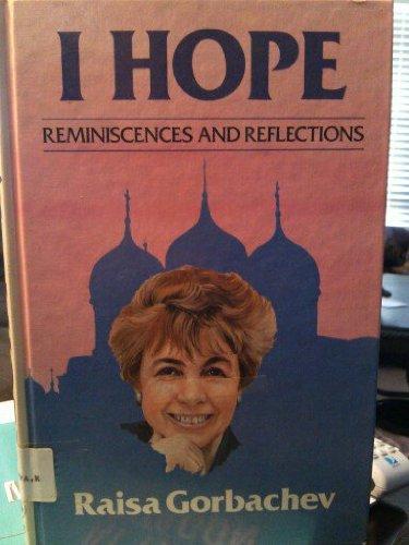 9780708986721: I Hope (Charnwood Library)