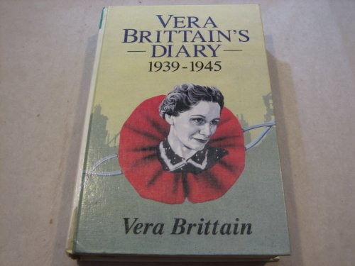 9780708987162: Vera Brittain's Diary 1939-1945 (CH) (Charnwood Large Print Library Series)