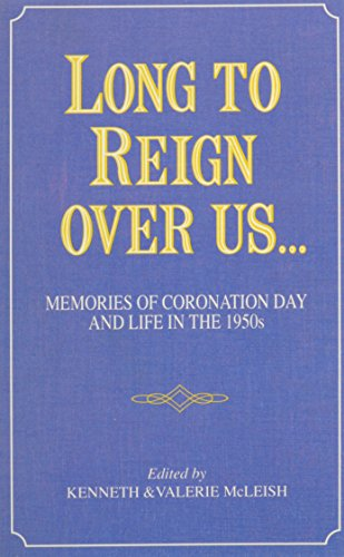 Long To Reign Over Us (CH) (Charnwood Large Print Library Series): Mcleish, K. & V.