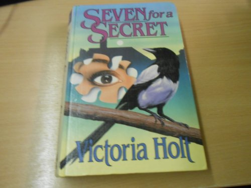 9780708987599: Seven for a Secret (Large Print Edition)