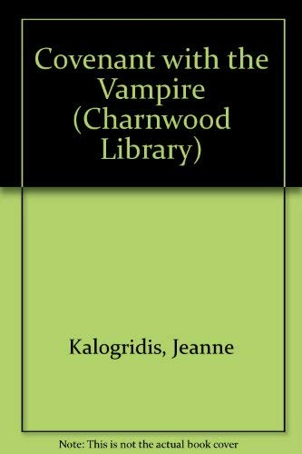 9780708988725: Covenant with the Vampire (Charnwood Library)