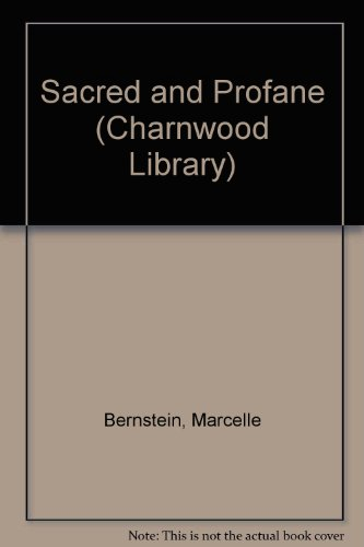 9780708988879: Sacred and Profane (Charnwood Library)