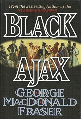 9780708990056: Black Ajax (Charnwood Library)
