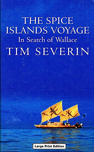 9780708990117: The Spice Islands Voyage (Charnwood Library)