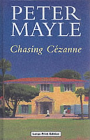 9780708990186: Chasing Cezanne (Charnwood Library)