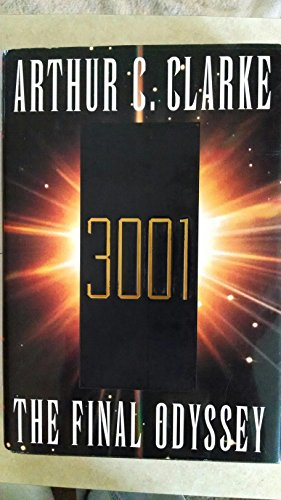9780708990452: 3001: The Final Odyssey