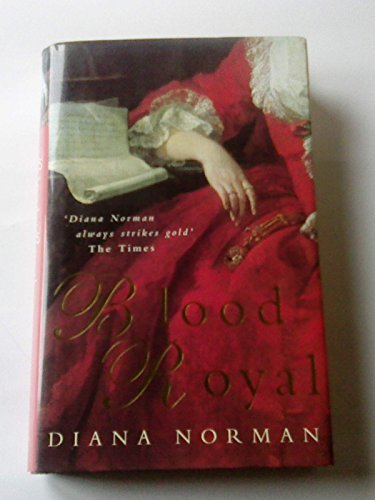9780708990544: Blood Royal (Charnwood Library)