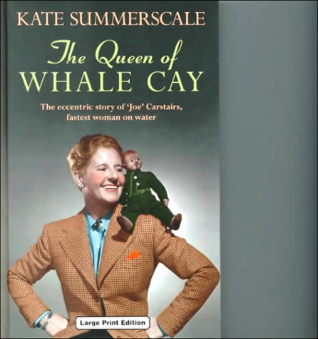 9780708990797: The Queen Of Whale Cay (CH) (Charnwood Library)