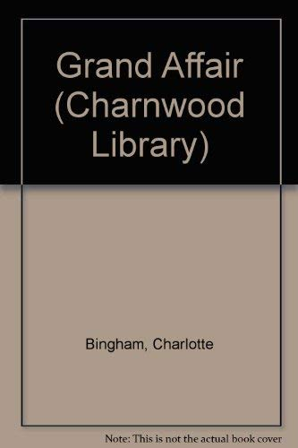 9780708990827: Grand Affair (CH) (Charnwood Library)