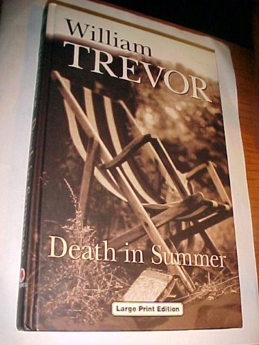 9780708990919: Death in Summer (Charnwood Library)