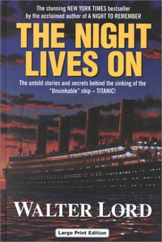 9780708990964: The Night Lives on (Charnwood Library)