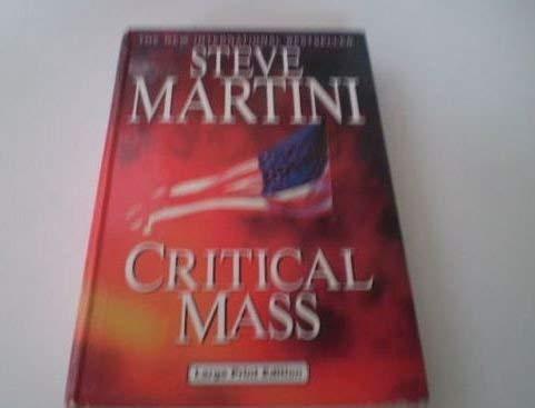 9780708991763: Critical Mass