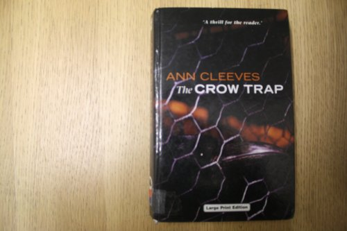 9780708992289: The Crow Trap