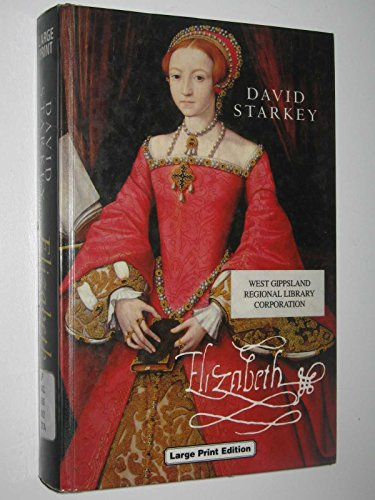 9780708992746: Elizabeth: Apprenticeship (Charnwood Library)