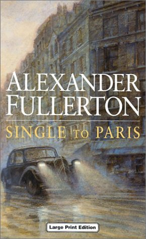 9780708993644: Single to Paris (Charnwood Library)