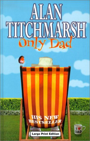 9780708993682: Only Dad (Charnwood Library)