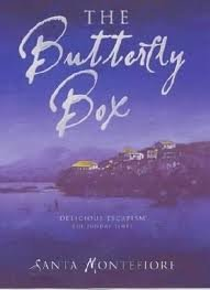 The Butterfly Box (Charnwood Library): Montefiore, Santa