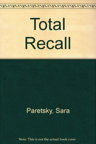 9780708994177: Total Recall
