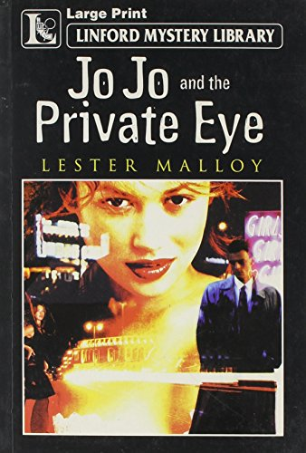 9780708998755: Jo Jo And The Private Eye (LIN) (Linford Mystery)