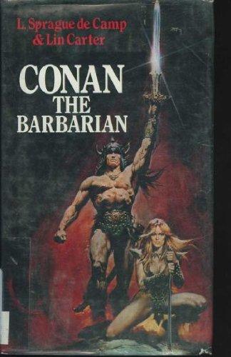 9780709006466: Conan the Barbarian