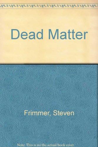 9780709011910: Dead Matter