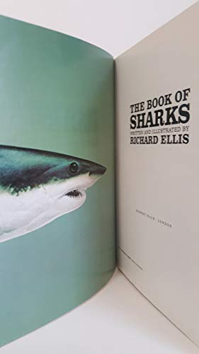 9780709013761: The Book of Sharks: a complete illustrated natural history of the sharks of the world
