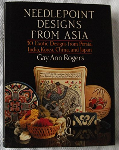 9780709015543: Needlepoint Designs from Asia