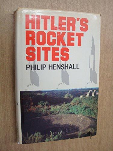 9780709020219: Hitler's Rocket Sites