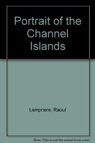 9780709021933: Portrait of The Channel Islands