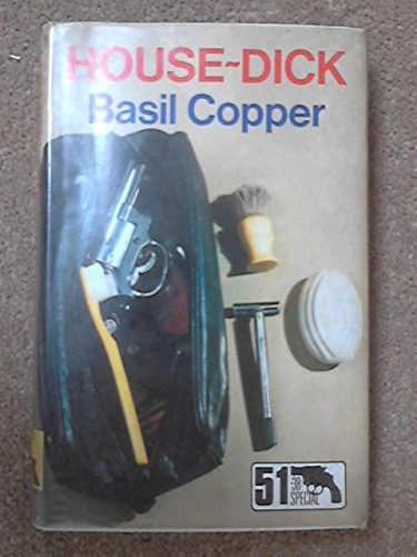 House Dick [Import] [Hardcover] by Copper, Basil: Basil Copper