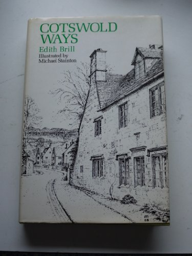 9780709023791: Cotswold Ways