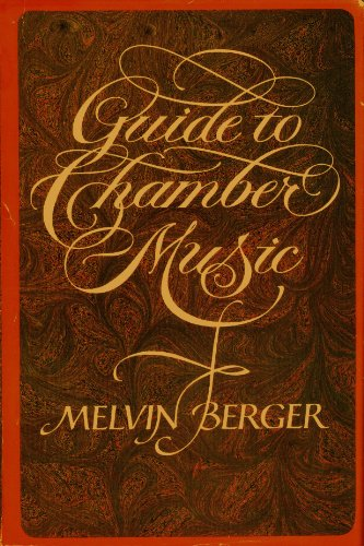 9780709027287: Guide to Chamber Music