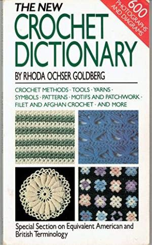 9780709029588: New Crochet Dictionary