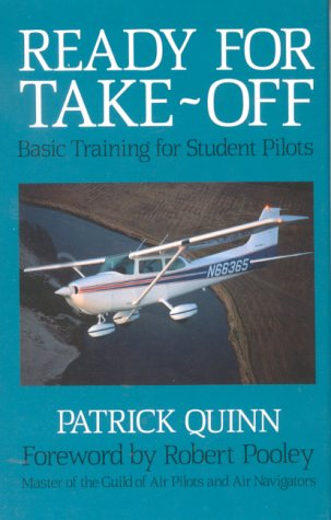 Ready for Take Off: Patrick Quinn