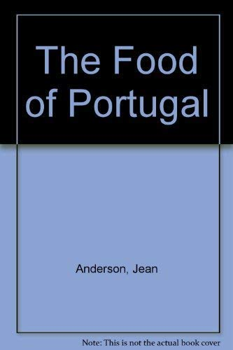 9780709030546: Food of Portugal