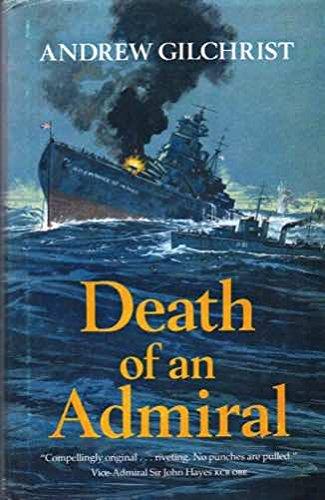 9780709032502: Death of an Admiral