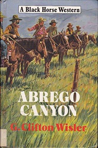 9780709036647: Abrego Canyon