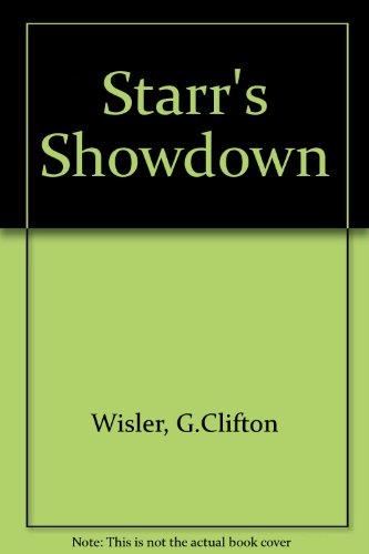 9780709036654: Starr's Showdown