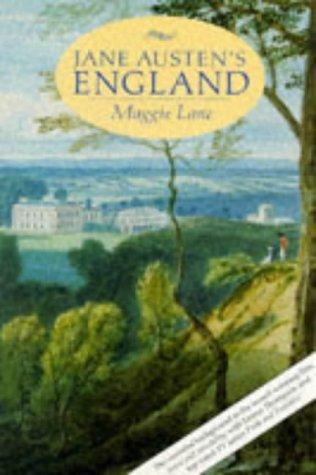 Jane Austen's England: Lane, Maggie