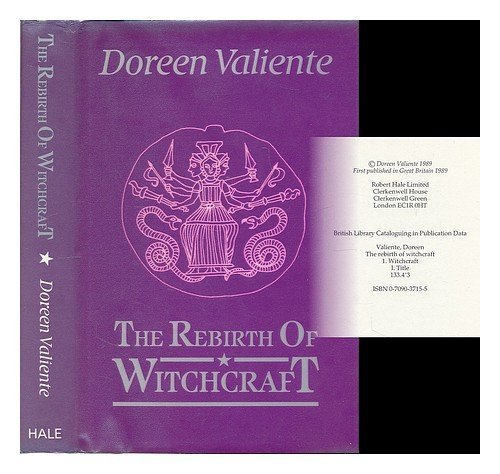 9780709037156: The Rebirth of Witchcraft