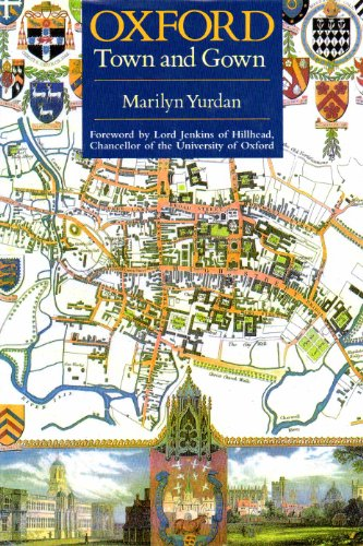 9780709039327: Oxford: Town and Gown