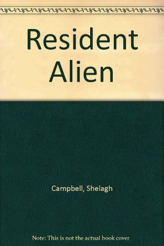 RESIDENT ALIEN, AN ENGLISHWOMAN IN NY AND WASHINGTON 1939-1943 ----- Signed ----------