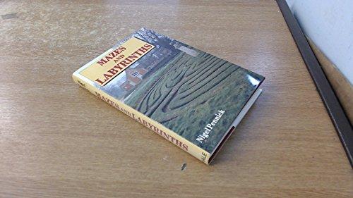 Mazes and Labyrinths: Pennick, Nigel