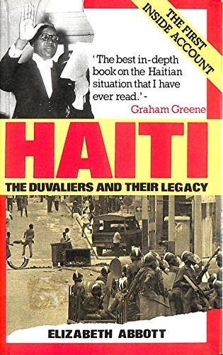 9780709041993: Haiti: Duvaliers and Their Legacy